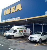 Dostava prevoz nameštaja IKEA